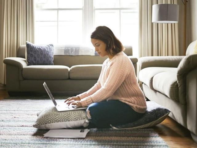 ' لاک ڈاؤن' کے دوران 'فرصت' کو کام میں لانے کے کچھ طریقے۔ فوٹو: فائل