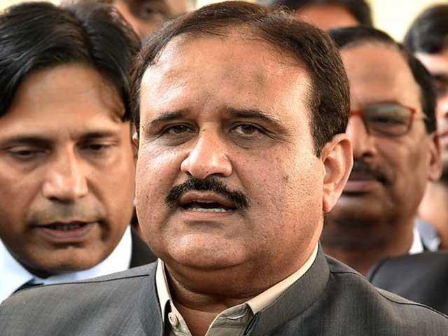 22 کروڑ عوام اپوزیشن کے دوغلے چہرے کو پہچان چکے ، وزیر اعلیٰ پنجاب فوٹو: فائل