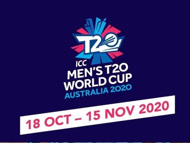 ٹی ٹوئنٹی ورلڈ کپ رواں سال اکتوبر میں آسٹریلیا میں کھیلا جائے گا۔