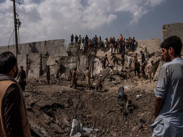 جھڑپ میں 22 طالبان اور 5 دیہاتی زخمی بھی ہوئے، فوٹو : فائل