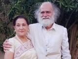 دونوں اداکار 70 برس کی عمر میں 4 اپریل کو خاموشی سے شادی کے بندھن میں بندھ گئے فوٹوسوشل میڈیا