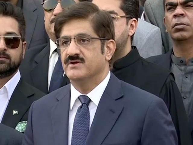 تمام صوبوں میں یکساں اقدامات ہونے چاہییں، وزیر اعلیٰ سندھ کی سینیئر صحافیوں سے گفتگو۔ فوٹو، فائل