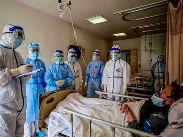 پاکستان میں کورونا وائرس سے 2156 مریض صحت یاب ہوگئے،این سی او سی فوٹو: فائل