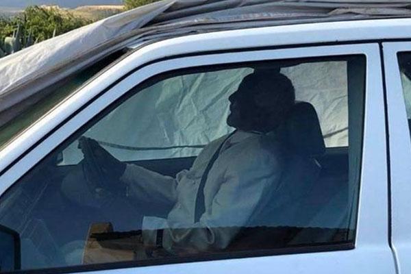 Tdafin in car 1