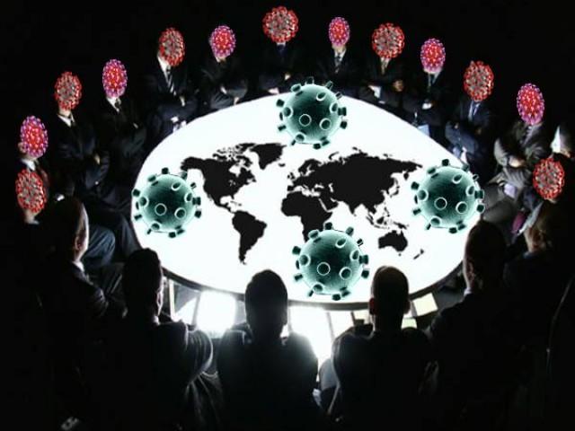 کیا عالمگیر وبا کے بعد دنیا کےلیے پوسٹ کووڈ۔ 19 نیو ورلڈ آرڈر ثابت ہوگا؟ (فوٹو: فائل)