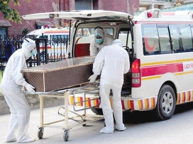 پنجاب میں کورونا کے 7106، سندھ 7102، خیبر پختونخوا 2907، بلوچستان 1172، اسلام آباد میں کورونا کے 393 کیسز رپورٹ