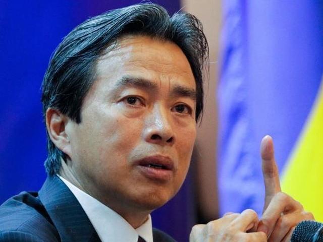 دو وی کو فروری میں اسرائیل کے لیے چین کا سفیر مقرر کیا گیا تھا۔ فوٹو، انٹرنیٹ