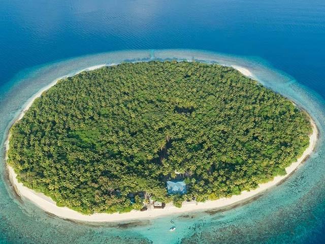 ایم آئی ٹی کی وضع کردہ ٹیکنالوجی تیزی سے سمندر میں گھلتے جزیروں کو دوبارہ زندگی دے سکتی ہے۔ فوٹو: فائل