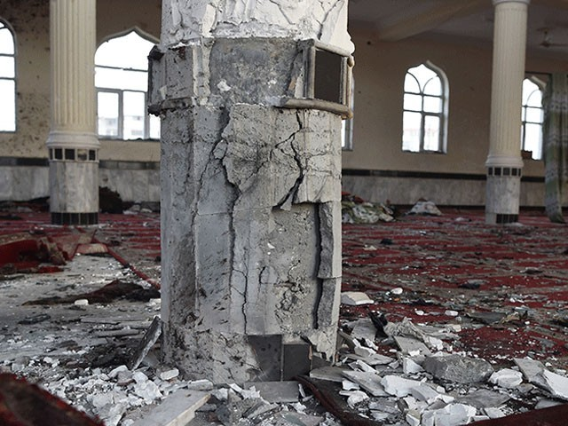 صوبے خوست میں بھی نمازیوں پر حملہ کیا گیا جب کہ تخار میں فوجی چیک پوسٹ تباہ کردی گئی، فوٹو : فائل