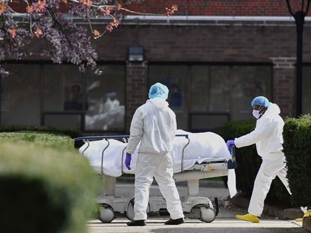 دنیا بھر میں کورونا وائرس کے باعث اب تک 3 لاکھ 30 ہزار کے قریب افراد ہلاک ہوچکے ہیں۔   فوٹو: فائل