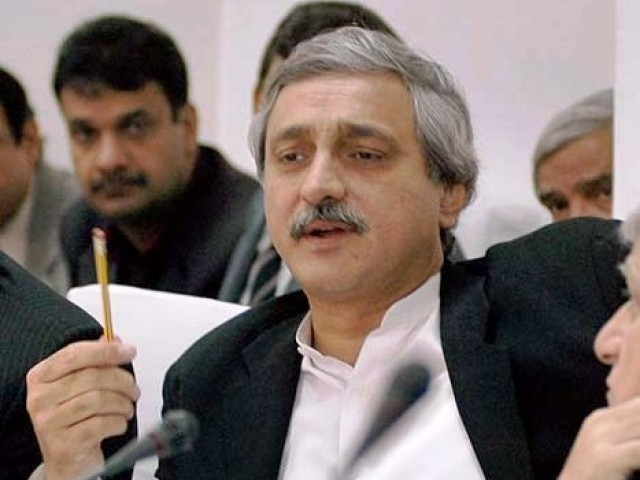 The whole of Pakistan knows that I pay the full price of sugarcane to my farmer, Jahangir Tareen. Photo, file