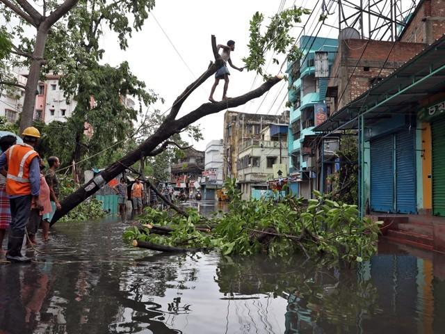 ماہرین نے 20 سالہ تاریخ کے خوفناک سمندری طوفان سے بڑے پیمانے پر ہلاکتوں کا خدشہ ظاہر کیا ہے۔(فوٹو، رائٹرز)