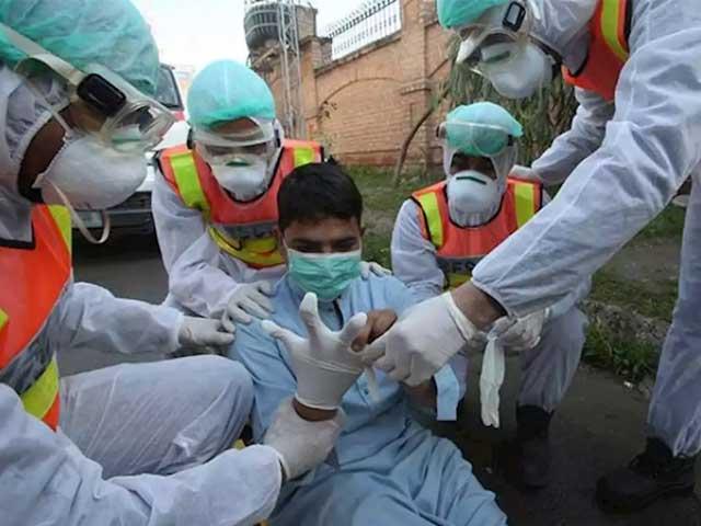 کورونا کے 17 ہزار 198 مریض صحتیاب ہوچکے ہیں فوٹو: فائل