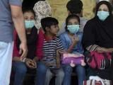 2 مئی تک سندھ میں کورونا سے متاثرہ معصوم بچوں کی تعداد 253 تھی فوٹو: فائل