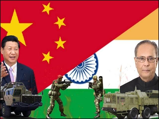 چین کی پیپلز لبریشن آرمی نے لداخ میں بھارت کو ذلت آمیز طریقے سے دھول چٹادی۔ (فوٹو: انٹرنیٹ)