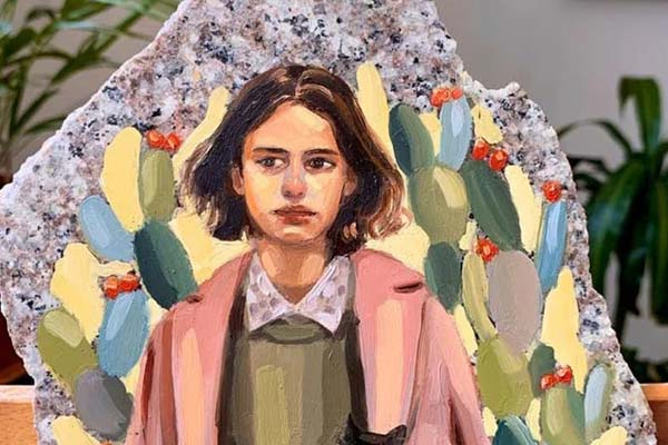 Saudia female artist 3