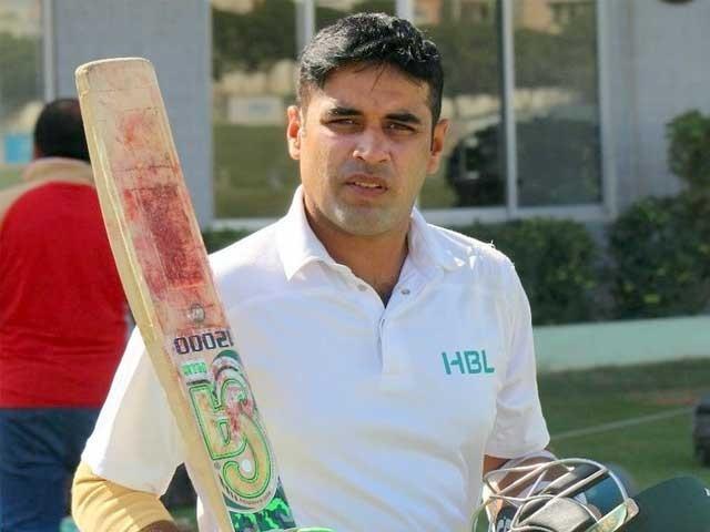 مدثر نذر نے مشکل وقت میں بہت  حوصلہ افزائی کی، عابد علی