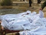 درس قرآن کے وقت تیز آندھی سے چھت گری،13 بچے زخمی،کئی کی حالت نازک ۔  فوٹو : فائل
