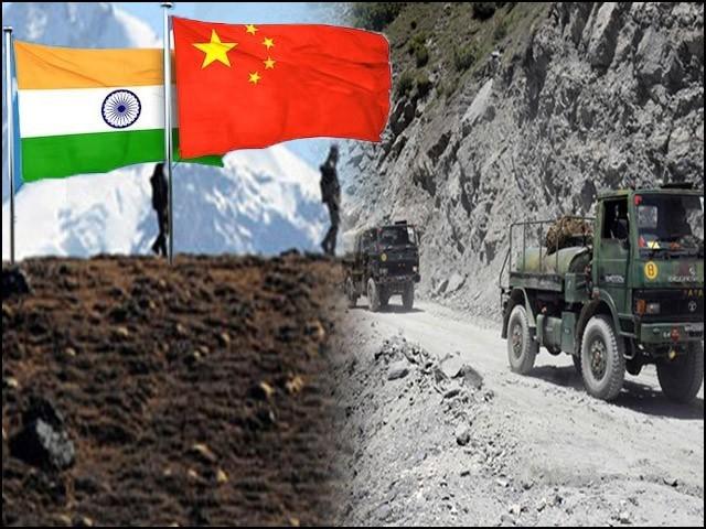 بھارت اور چین کے درمیان تعلقات ایک بار پھر کشیدہ ہورہے ہیں۔ (فوٹو: فائل)