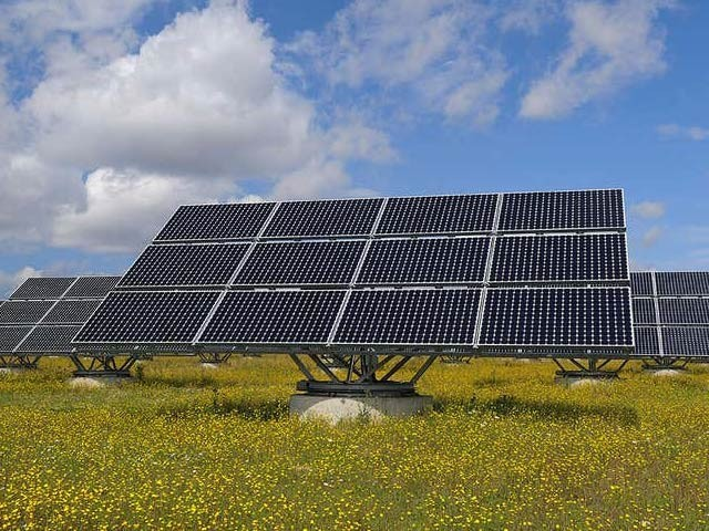 سنگاپور کے ماہرین نے سورج مکھی پھول کی طرح مسلسل سورج کی طرف چہرہ کرنے والا دو سمتی شمسی سیل بنایا ہے۔