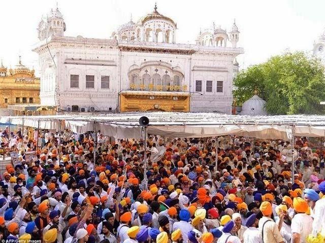 سکھ قوم آپریشن بلیوسٹارکوبھولی ہے نہ کبھی بھولے گی، سردارستونت سنگھ