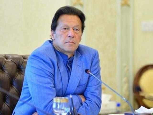 کراچی کی ترقی پاکستان کی ترقی ہے، عمران خان ۔ فوٹو : فائل