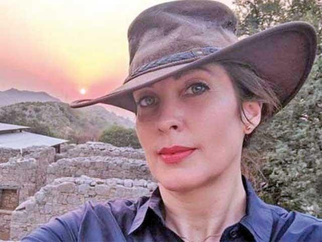 امریکی شہری سنتھیا رچی نے اپنے خلاف مقدمے کا فیصلہ چیلنج کردیا فوٹو : فائل