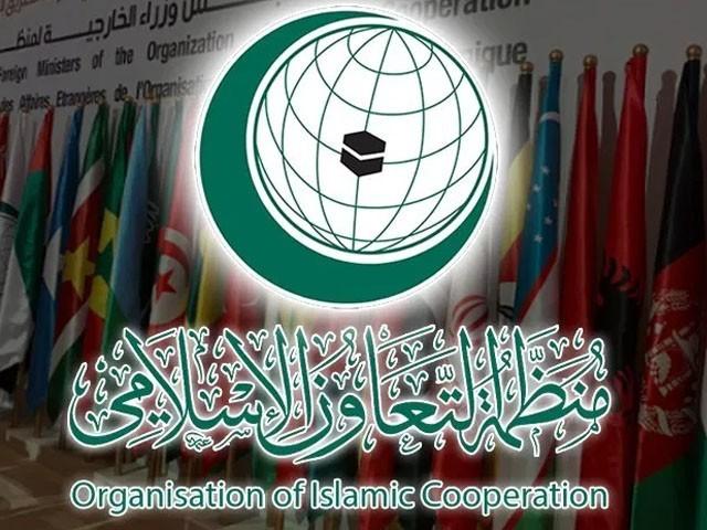 وزرائے خارجہ سطح کا یہ ہنگامی اجلاس پاکستان کی درخواست پر بلایا گیا