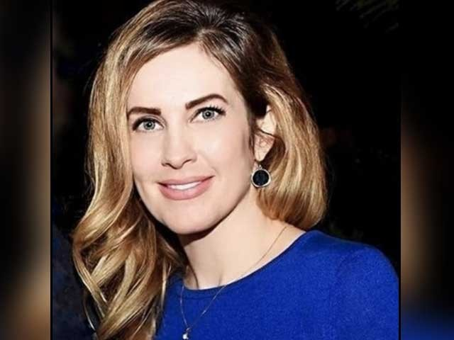 """A PPP activist known as on the American lady to file a lawsuit towards Benazir on Nazeeba's tweet. Photo, file """"width ="""" 533 """"height ="""" 400 """"/> </div> <p class="""
