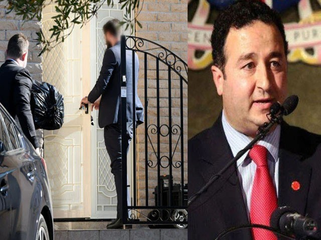 اپوزیشن رکن اسمبلی کی رکنیت پہلے ہی معطل کی جا چکی ہے، فوٹو : فائل
