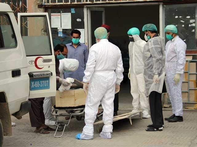 گزشتہ 24 گھنٹوں میں کورونا کے 4072 نئے کیسز کی تصدیق، 83 مریض دم توڑ گئے