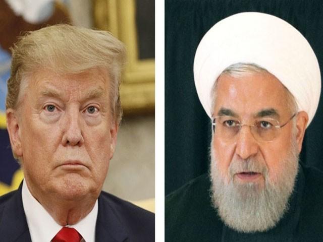 ایران نے انٹرپول سے امریکی صدر کی گرفتاری کا مطالبہ بھی کیا، فوٹو : فائل
