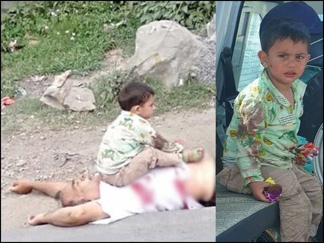ان بچوں کی آنکھوں سے کشمیر کو دیکھیں تو نظارہ بے حد بھیانک ہے۔ (فوٹو: فائل)