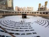حج کے دوران کعبہ اور حجر اسود کو چھونے پر پابندی ہوگی، سعودی حکومت۔ فوٹو : فائل