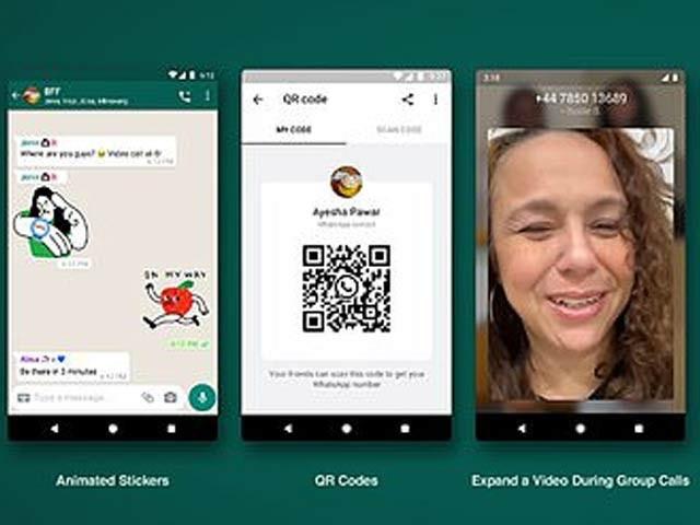 واٹس ایپ نے عوامی اصرار پر نئے بہترین فیچرز پیش کرنے کا اعلان کیا ہے۔ فوٹو: ڈٰیلی میل