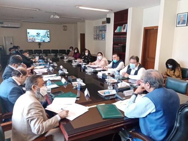 اجلاس میں چاروں صوبوں، آزاد کشمیر اور گلگت بلتستان کے وزرائے تعلیم ویڈیو لنک کے ذریعے شریک