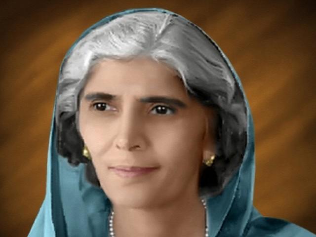 قائداعظم  کے ساتھ  فاطمہ جناح نے قیام پاکستان جب کہ 60 کی دہائی میں سیاسی نقشے پر حیرت انگیز اثرات چھوڑے . فوٹو : فائل