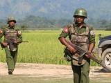 میانمار کی فوج جنگی جرائم کی مرتکب ہورہی ہے، فوٹو : فائل