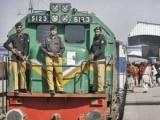 18ویں ترمیم کہ بعد ریلوے پولیس سندھ حکومت کے ماتحت ہونی چاہیے، صوبائی وزیرٹرانسپورٹ. فوٹو:فائل