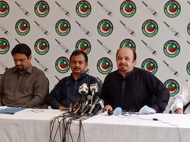 سندھ حکومت کیخلاف نیب میں بے ضابطگیوں پر درخواست جمع کراؤں گا، فردوس شمیم نقوی