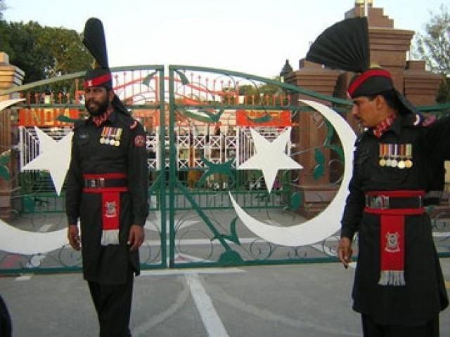 واہگہ بارڈر افغان حکومت کی درخواست پر کھولنے کا فیصلہ کیا، ترجمان دفتر خارجہ فوٹو:فائل
