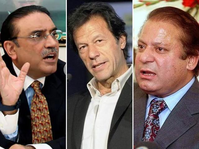 تحریک انصاف کو 15 جولائی جب کہ ن لیگ اور پیپلز پارٹی کو 16 جولائی کو طلب کیا گیا ہے (فوٹو : فائل)