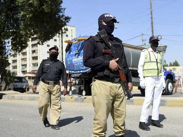 کورونا کا شکار ایک ہزار 649 اہلکار زیر علاج ہیں، ترجمان سندھ پولیس فوٹو: فائل