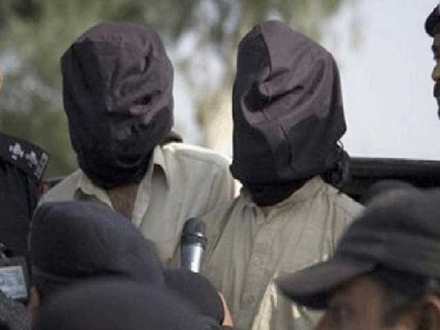 گرفتار دہشت گردوں کا تعلق بلوچستان میں سیکیورٹی فورسز پر  حملے کرنے والے گروہ سے ہے۔ ایس ایس پی ویسٹ۔(فوٹو، فائل)