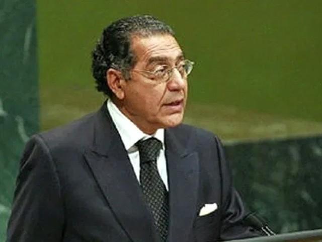 اقوام متحدہ میں پاکستان کے سفیر منیر اکرم اس کونسل کے دوسری بار صدر منتخب ہوئے ہیں (فوٹو : فائل)