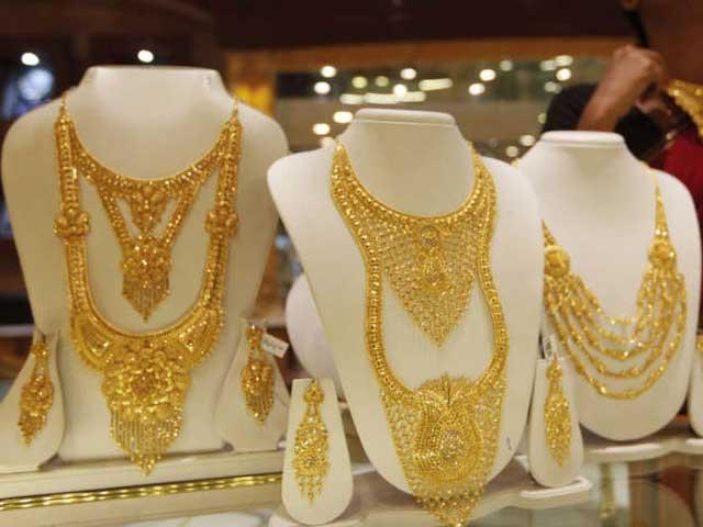 فی تولہ سونے کی قیمت 1 لاکھ 23 ہزار800 اور 10 گرام سونے کی قیمت ایک لاکھ 6 ہزار 138 روپے ہوگئی