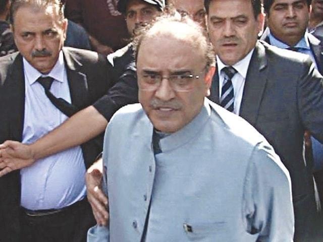 آصف زرداری نے بطور صدر انور مجید اور عبدالغنی مجید کو بینک حکام سے ملایا تھا، سید علی رضا