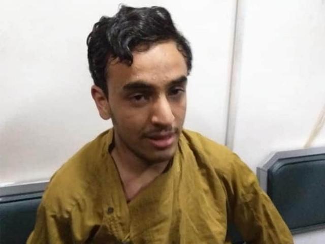 عدالت نے ملزم خالد کو3روزہ جسمانی ریمانڈ پر پولیس کے حوالے کردیا