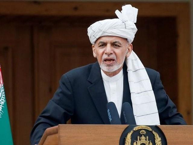 افغان صدر نے عید الاضحیٰ پر معمولی جرائم میں قید 500 طالبان کو رہا کرنے کا بھی اعلان کیا، فوٹو : فائل