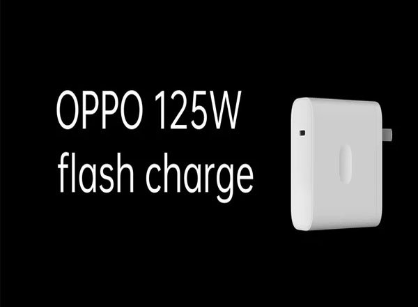 Oppo charger 125 W 1